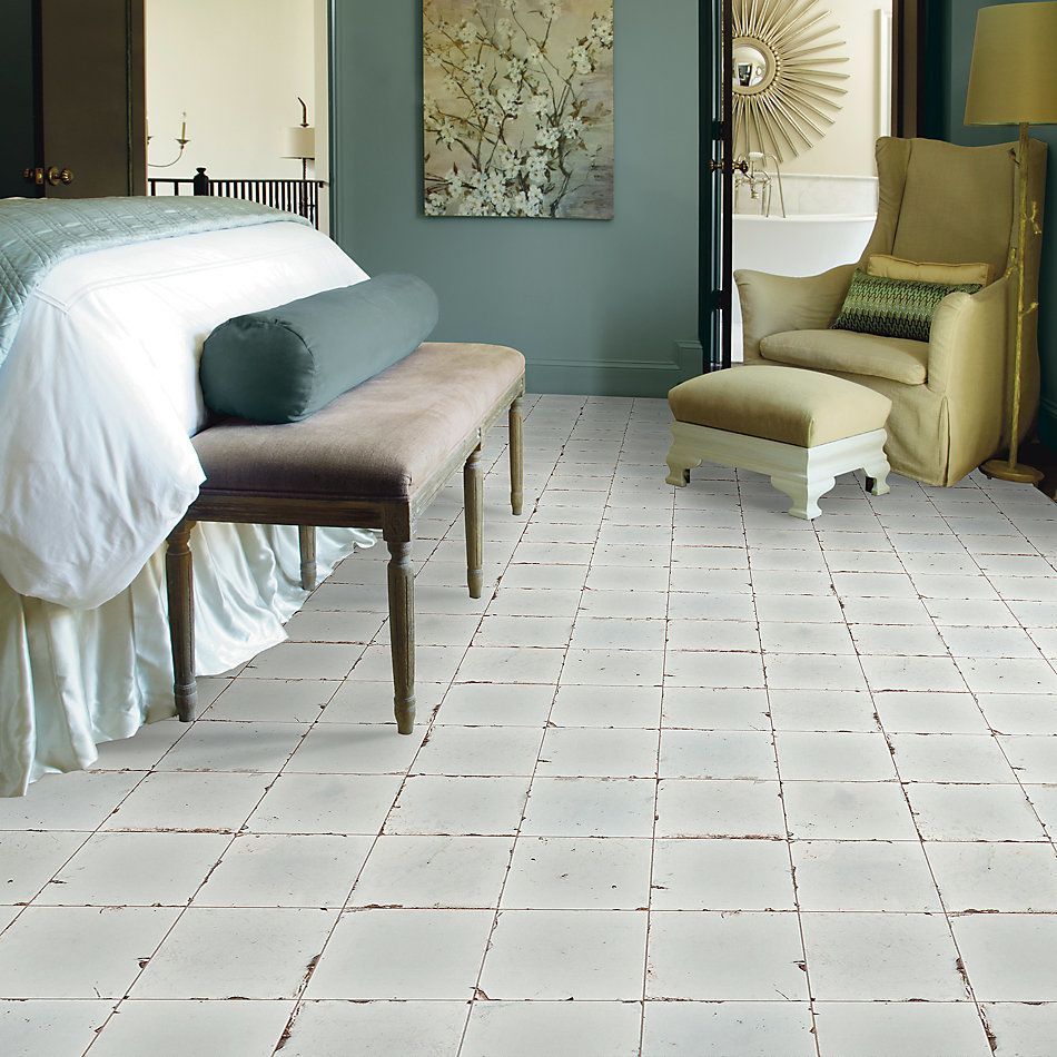 Shaw Floors Home Fn Gold Ceramic Antiqued 8×8 Sandbar 00178_TG95C