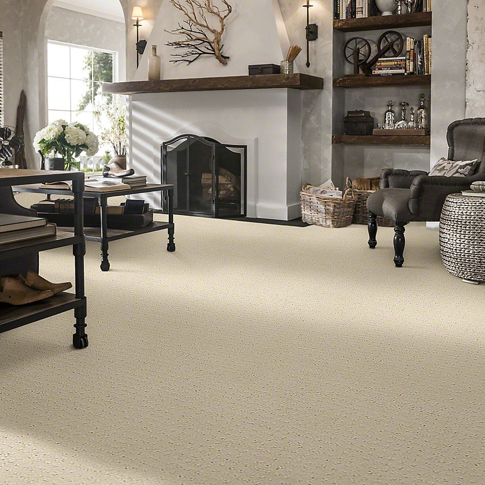 Shaw Floors Foundations Alluring Disposition Ivory Paper 00180_E9724