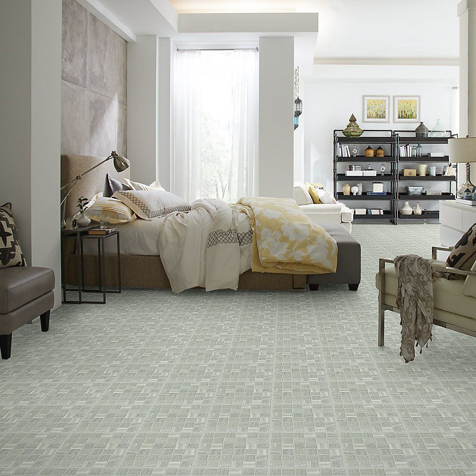 Shaw Floors Ceramic Solutions Basis Basketweave Mosaic Earth 00180_CS22W