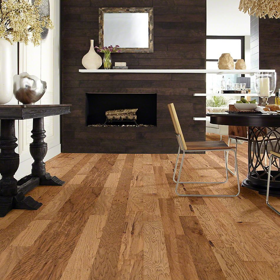 Shaw Floors Home Fn Gold Hardwood Belfast Rawhide 00191_HW433