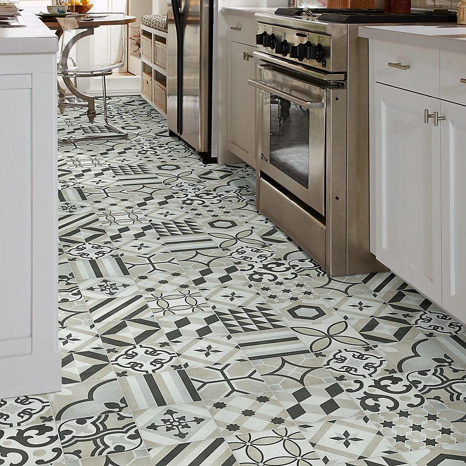 Shaw Floors Resurgence Mix Pearl 00195_TG19D