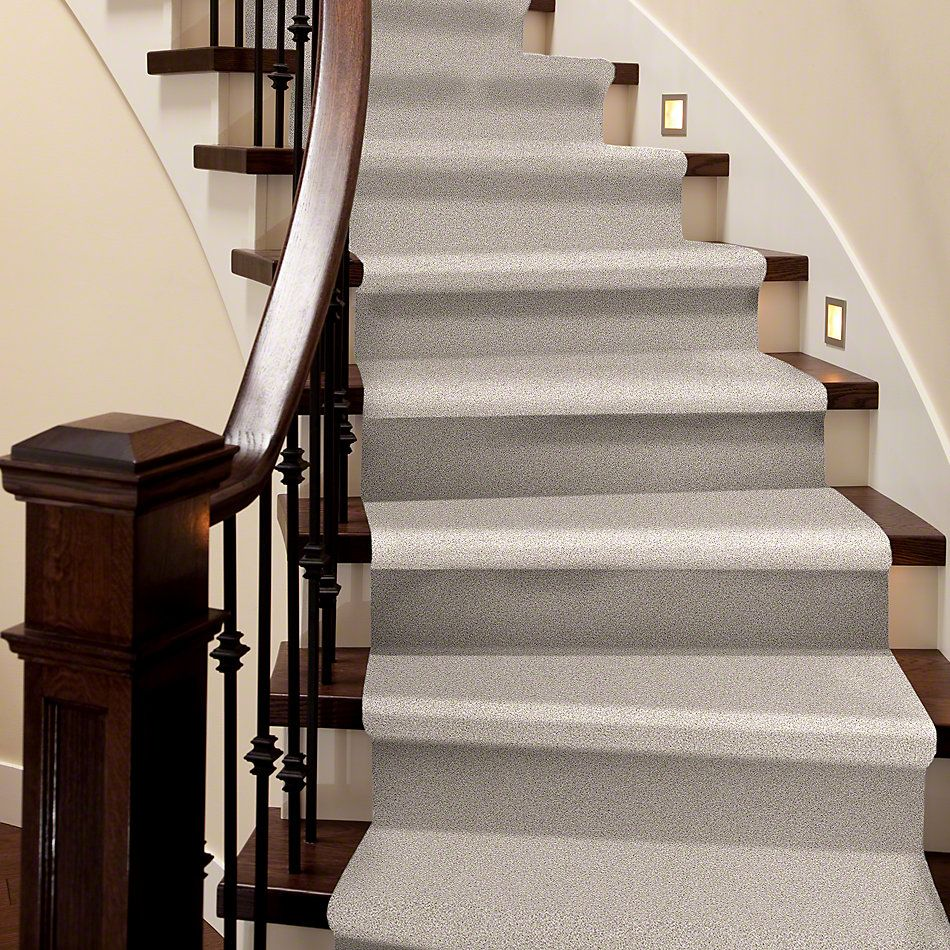 Shaw Floors Anso Colorwall Platinum Texture Tonal Casa Blanca 00197_EA579