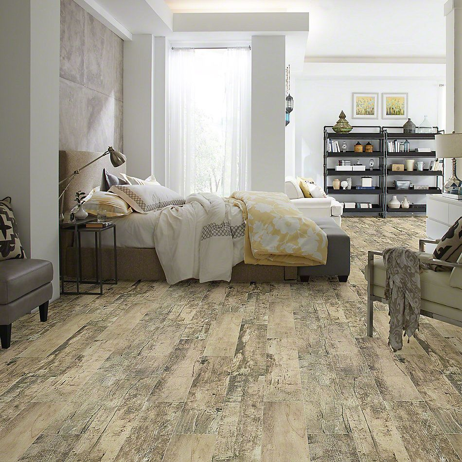 Shaw Floors Ceramic Solutions Timeworn 8 X 40 Oak 00200_201TS