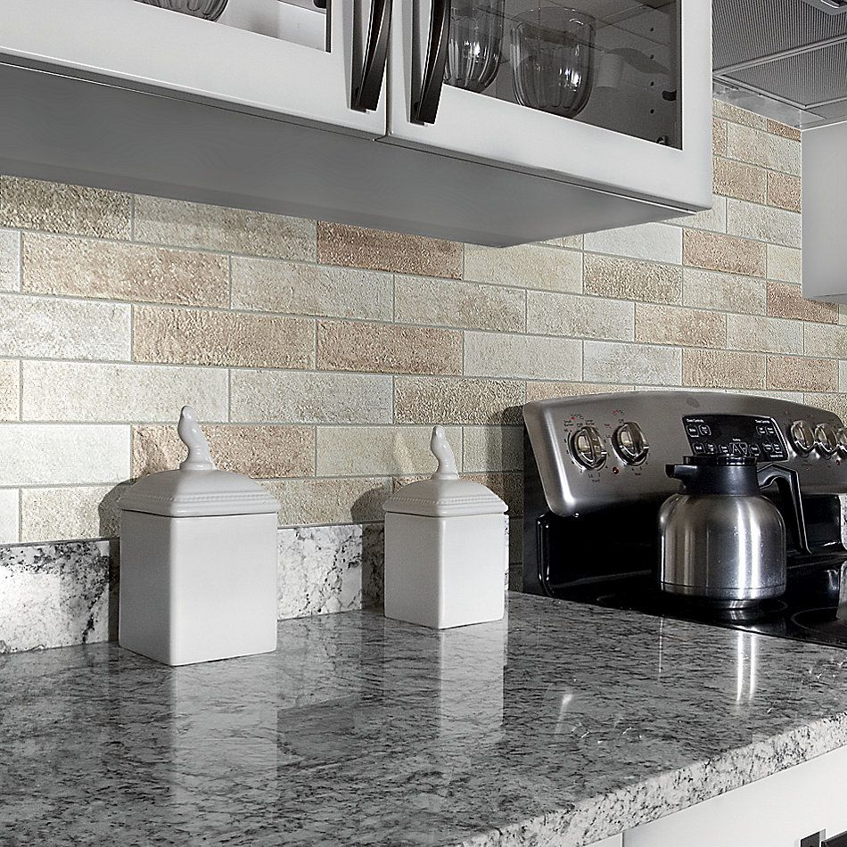Shaw Floors Ceramic Solutions Iberian Brick 2×10 Beige 00200_281TS