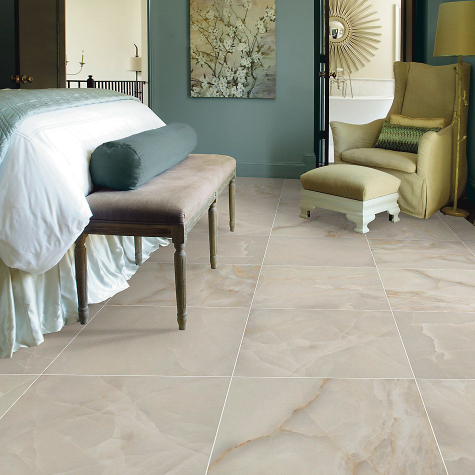 Shaw Floors Ceramic Solutions Gemstone 24×24 Polished Beige 00200_336TS