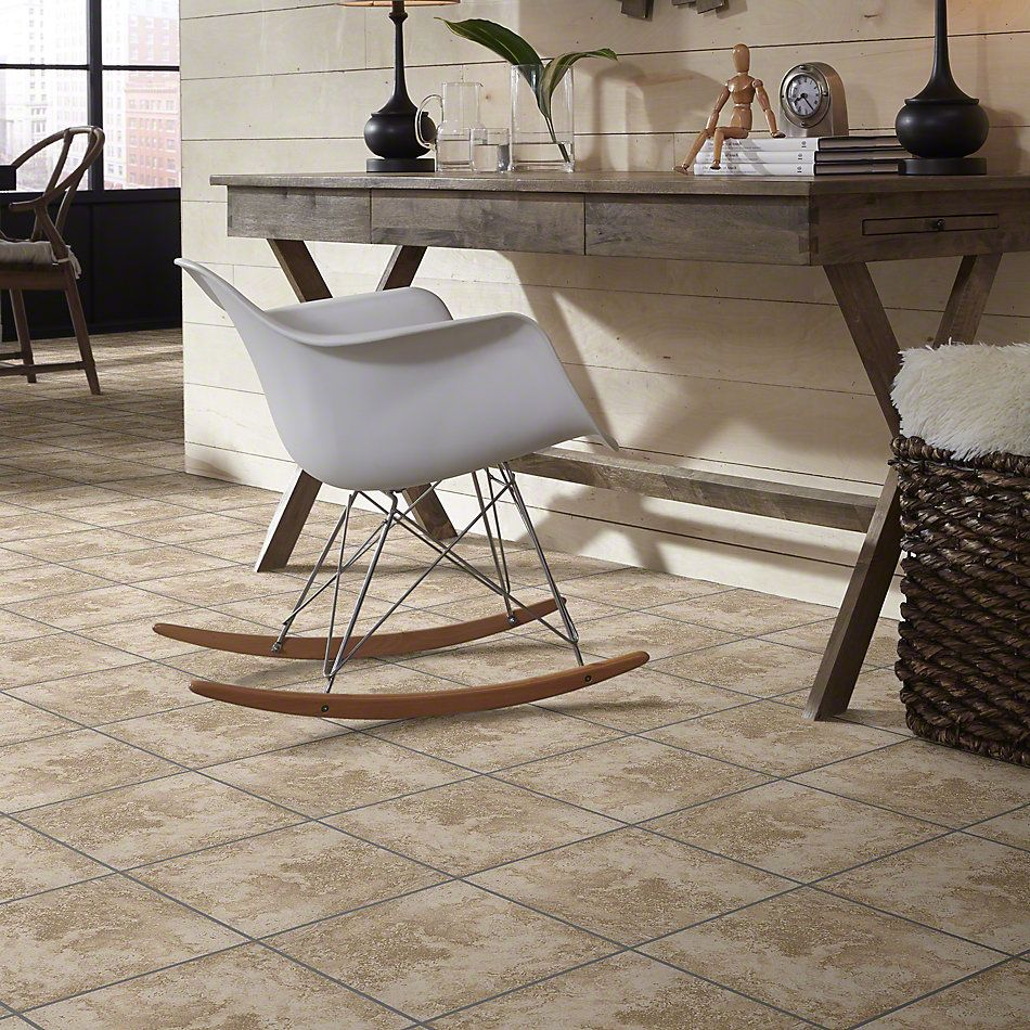 Shaw Floors Ceramic Solutions Sierra Madre 13×13 Sandstone 00200_CS20L