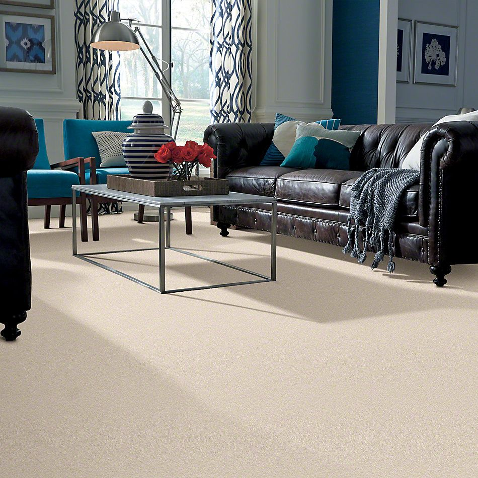 Shaw Floors SFA Shingle Creek III 12′ Almond Flake 00200_EA516