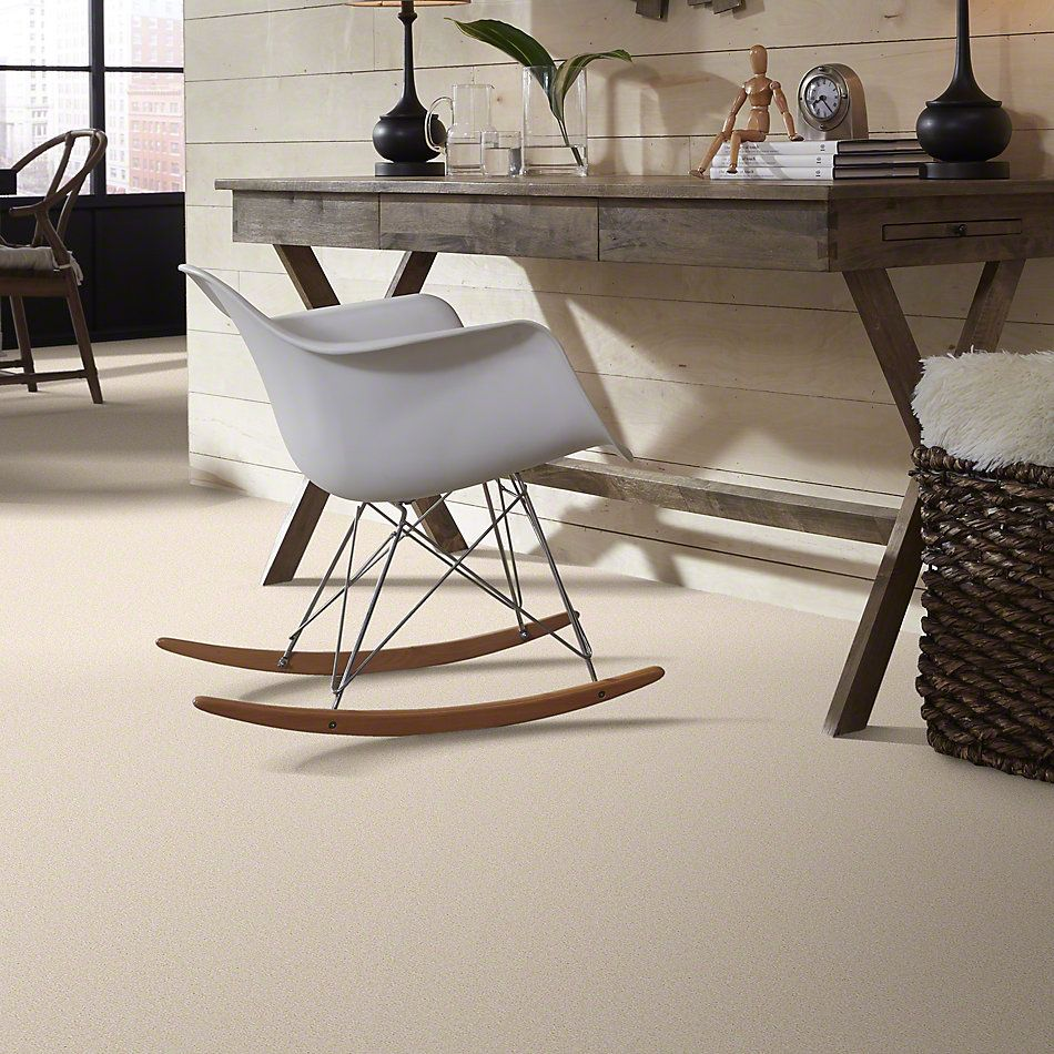 Shaw Floors SFA Shingle Creek Iv 12′ Almond Flake 00200_EA518