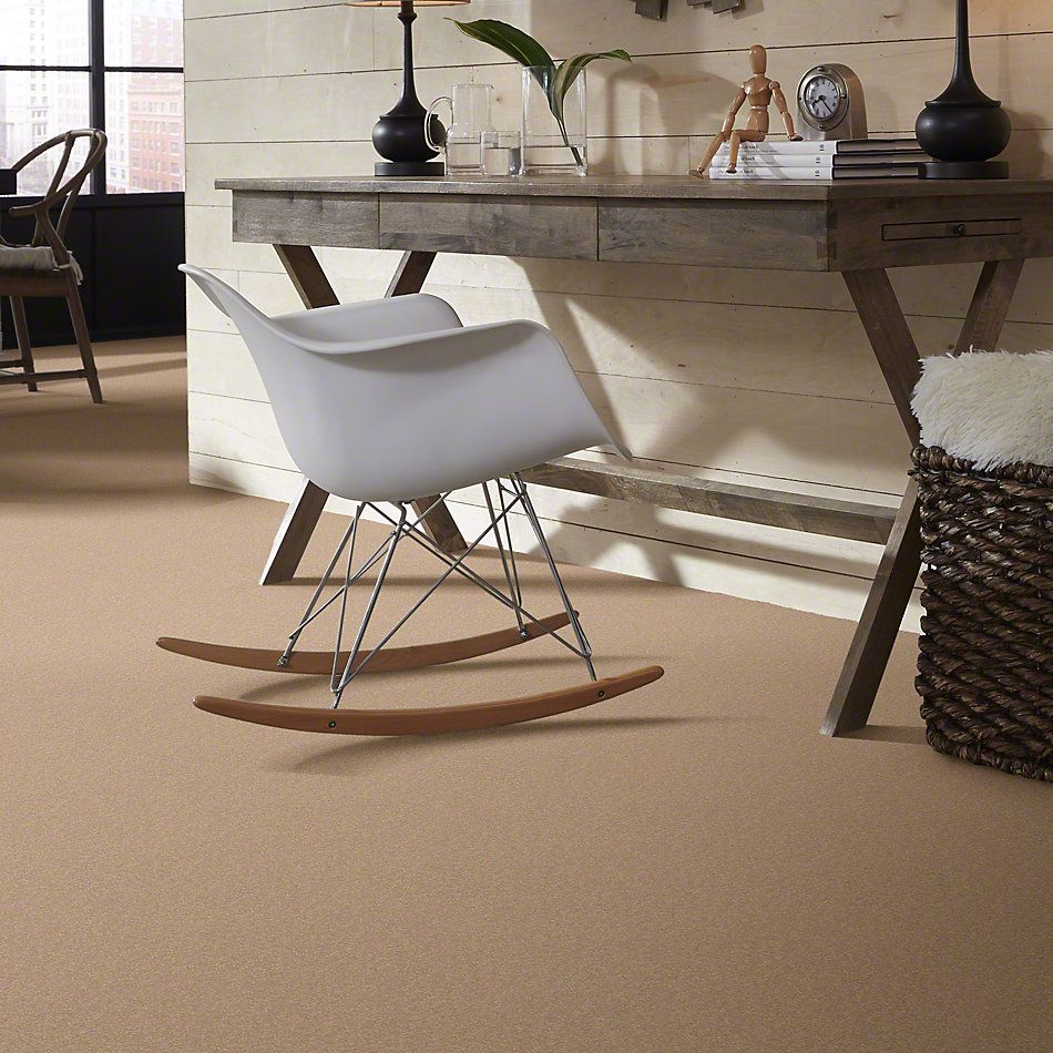Shaw Floors Sandy Hollow I 12′ Almond Flake 00200_Q4273