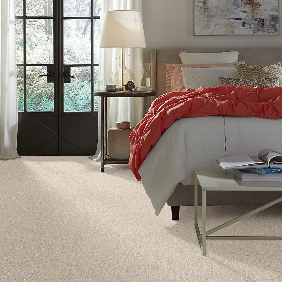 Shaw Floors Sandy Hollow III 15′ Almond Flake 00200_Q4278