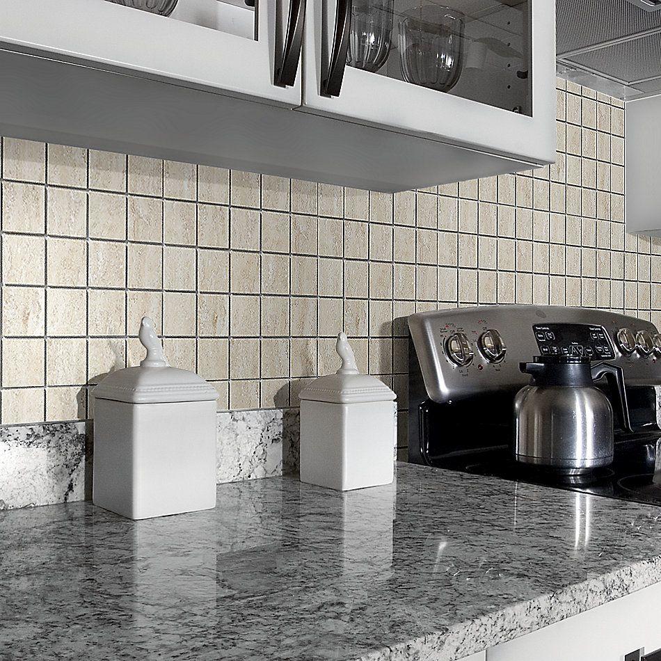 Shaw Floors Ceramic Solutions Classico Mosaic Beige 00200_CS74F