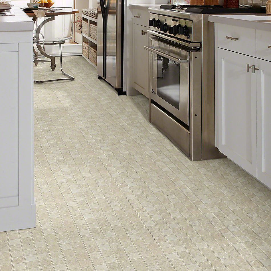 Shaw Floors Ceramic Solutions Oasis Mosaic Beige 00200_CS97Q