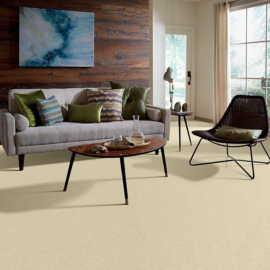 Shaw Floors Clearly Chic Bright Idea II Silken Blond 00200_E0505
