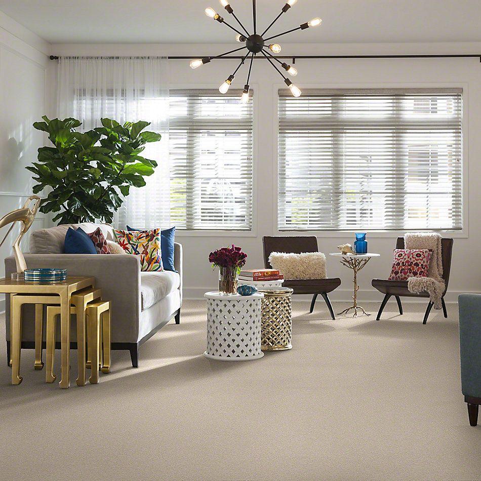 Shaw Floors Foundations Sandy Hollow Classic III 12′ Almond Flake 00200_E0552