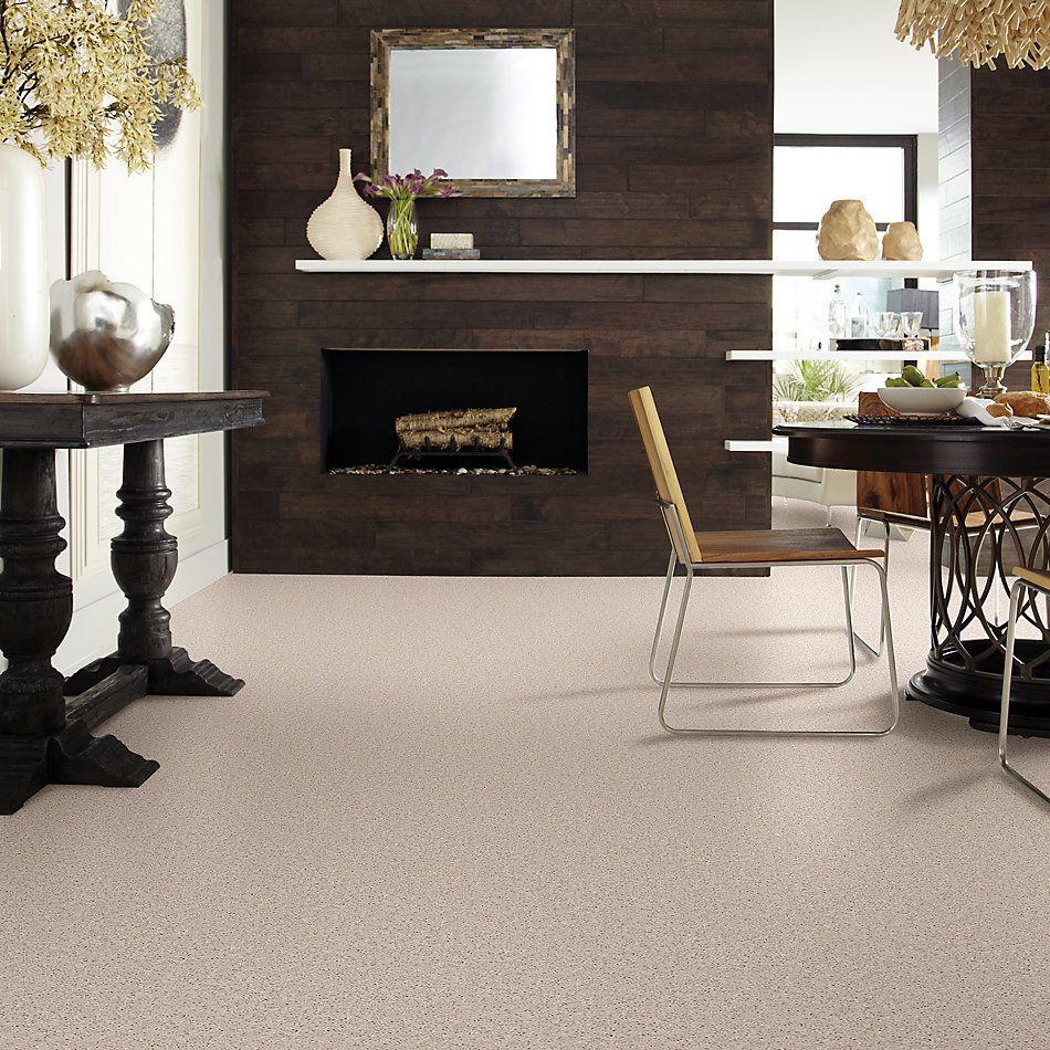 Shaw Floors Value Collections Full Court 15′ Net Butter Cream 00200_E9270