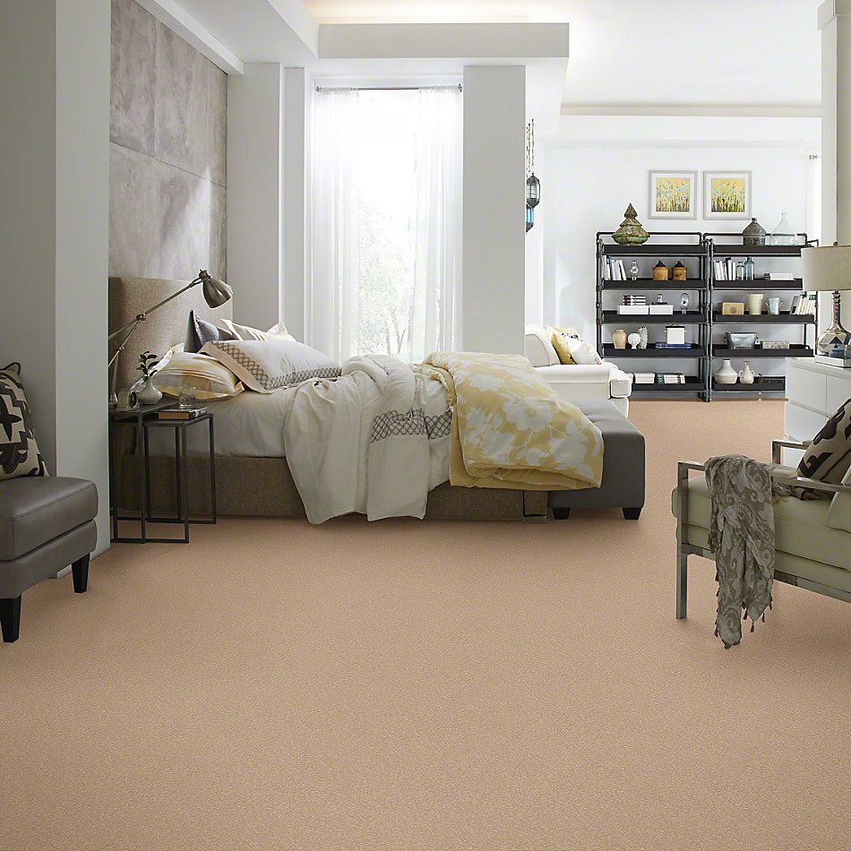 Shaw Floors Anso Premier Dealer Great Effect I 12′ Almond Flake 00200_Q4327