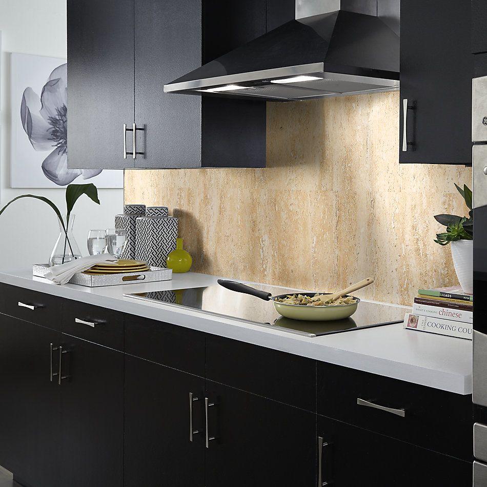 Shaw Floors Home Fn Gold Ceramic Travertino 18×18 Beige 00200_TGH15