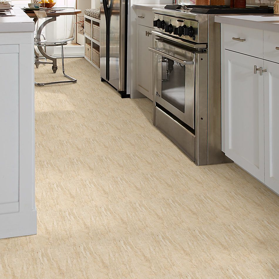 Shaw Floors Home Fn Gold Ceramic Travertino 12×24 Beige 00200_TGH16