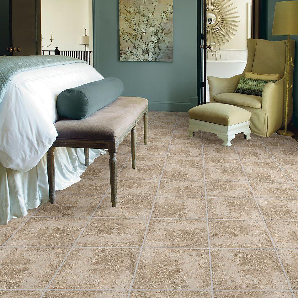 Shaw Floors Home Fn Gold Ceramic Hillside 13×13 Sandstone 00200_TGL70