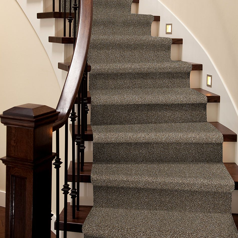 Shaw Floors Value Collections Xy208 Net Bits Of Brown 00200_XY208