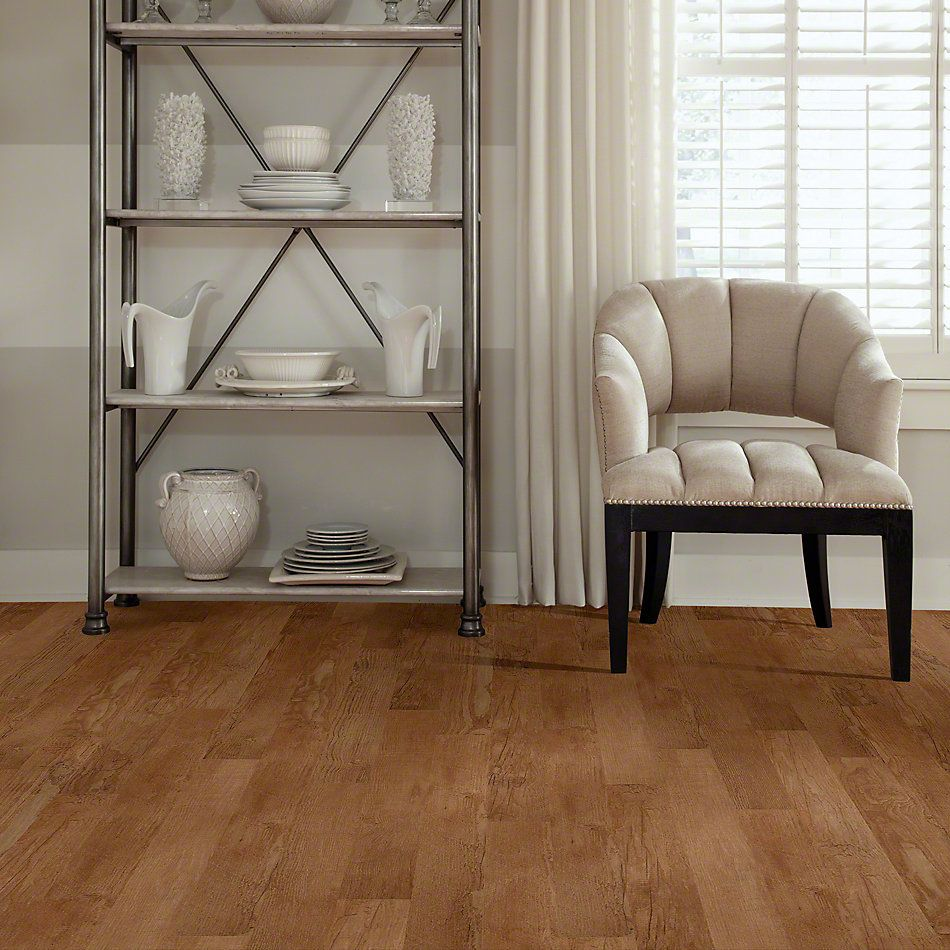 Shaw Floors Resilient Residential Merrimac Plank Wheat Hickory 00201_0032V