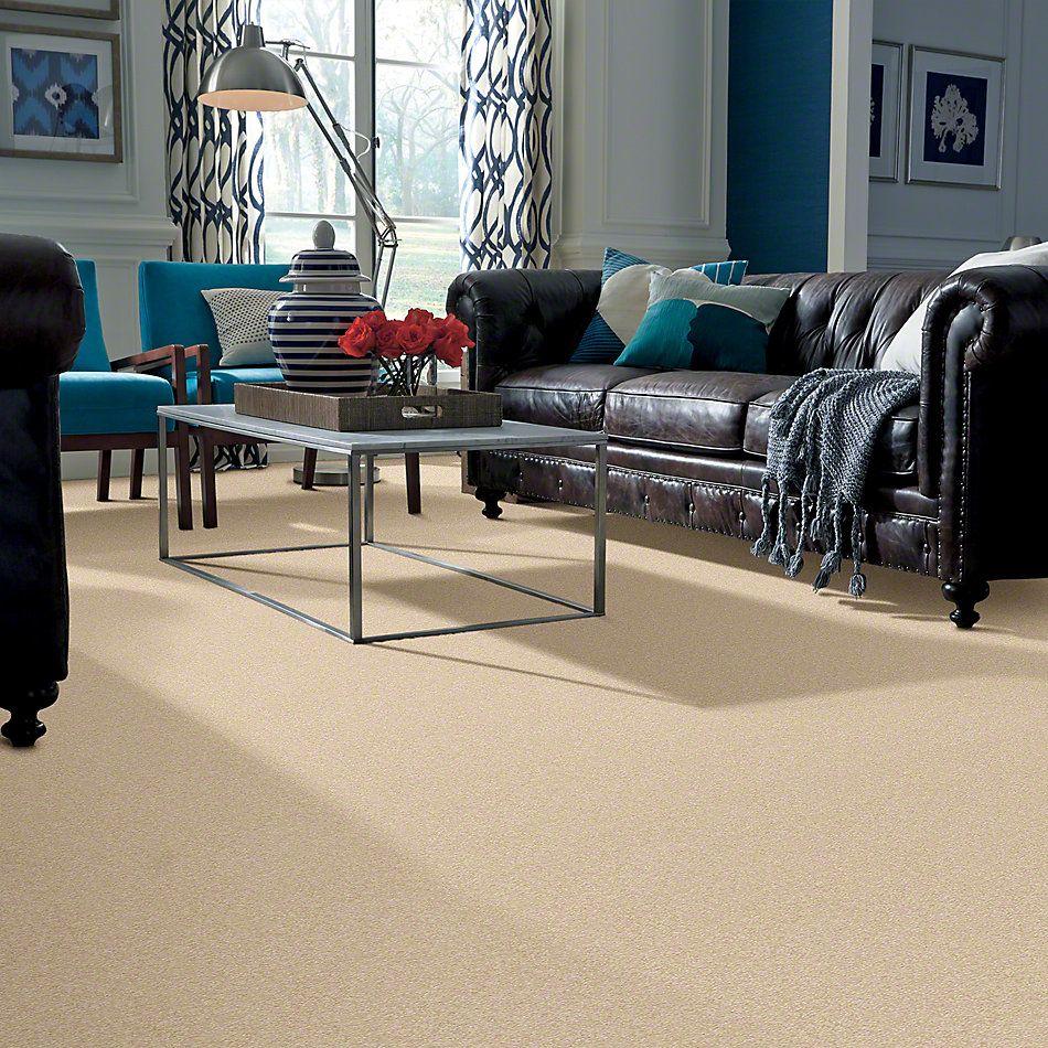 Shaw Floors Sandy Hollow III 12′ Marzipan 00201_Q4277