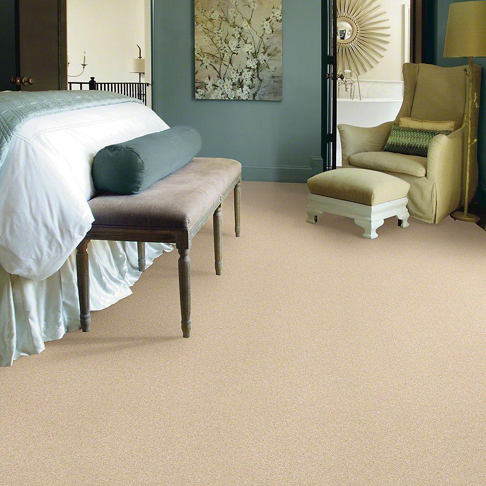 Shaw Floors SFA Shingle Creek III 12′ Marzipan 00201_EA516