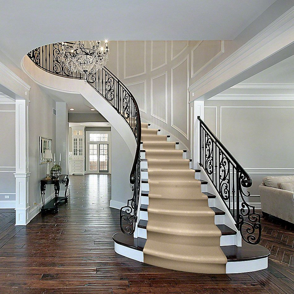 Shaw Floors Shaw Design Center Sweet Valley III 12′ Marzipan 00201_QC424