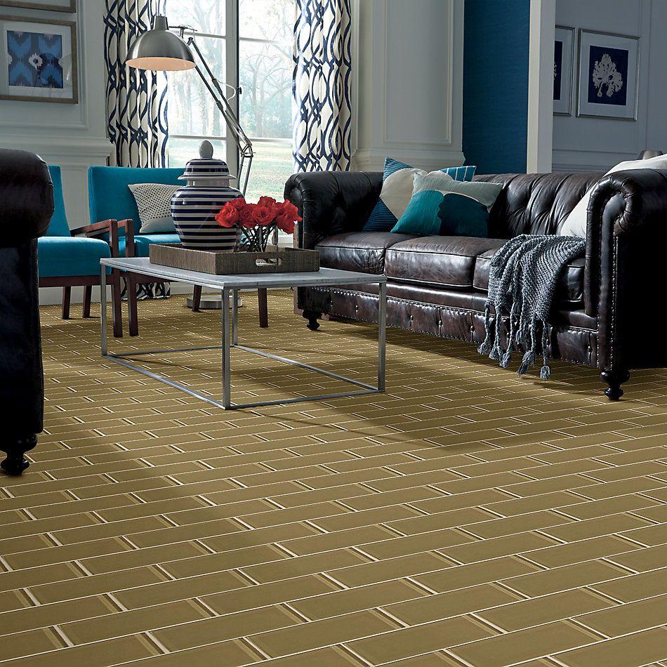 Shaw Floors Home Fn Gold Ceramic Opticals Glass 3×6 Chai 00201_TGK36