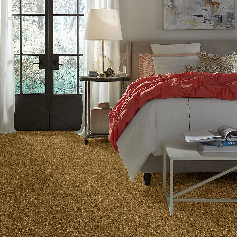 Shaw Floors Town Creek III Golden Rod 00202_52S32