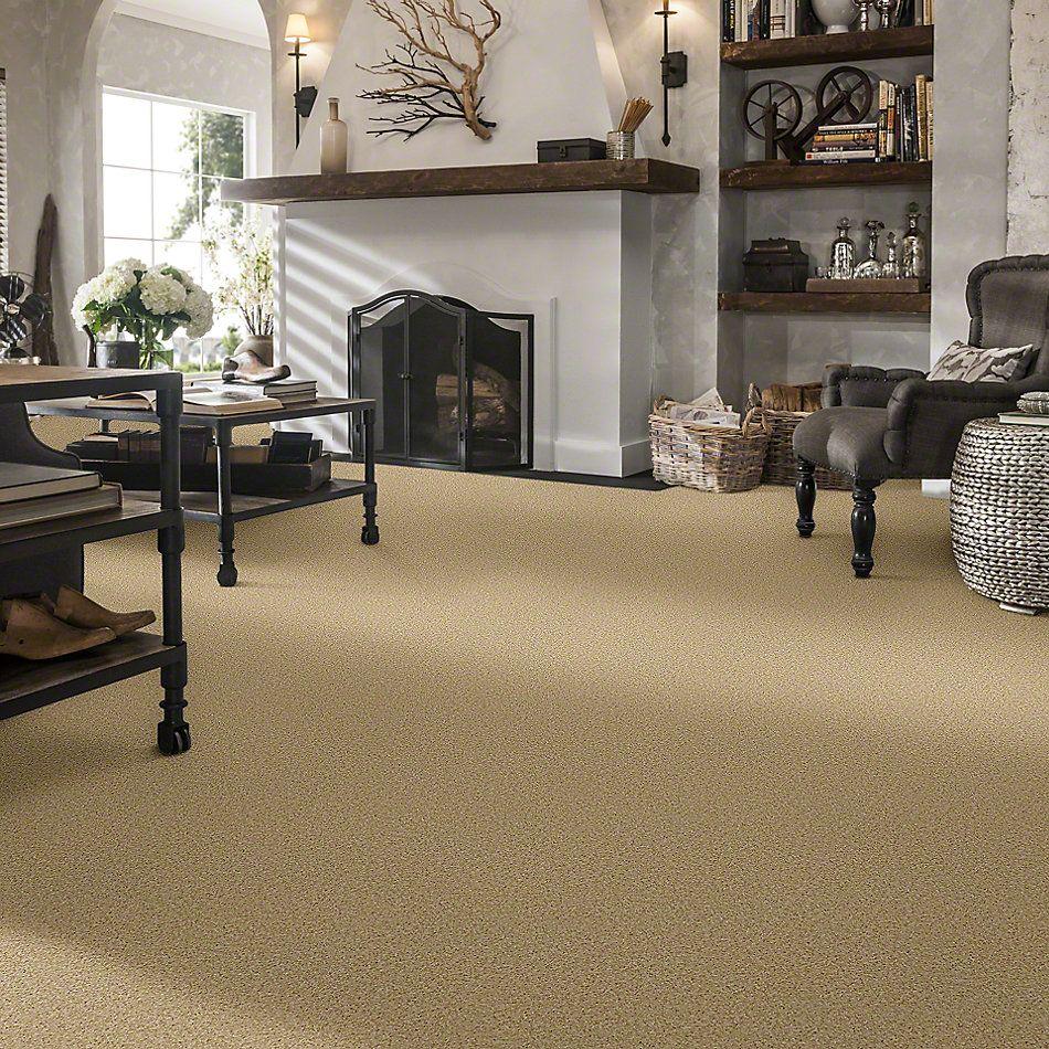 Shaw Floors Fielder's Choice 15′ Crumpet 00203_52Y92