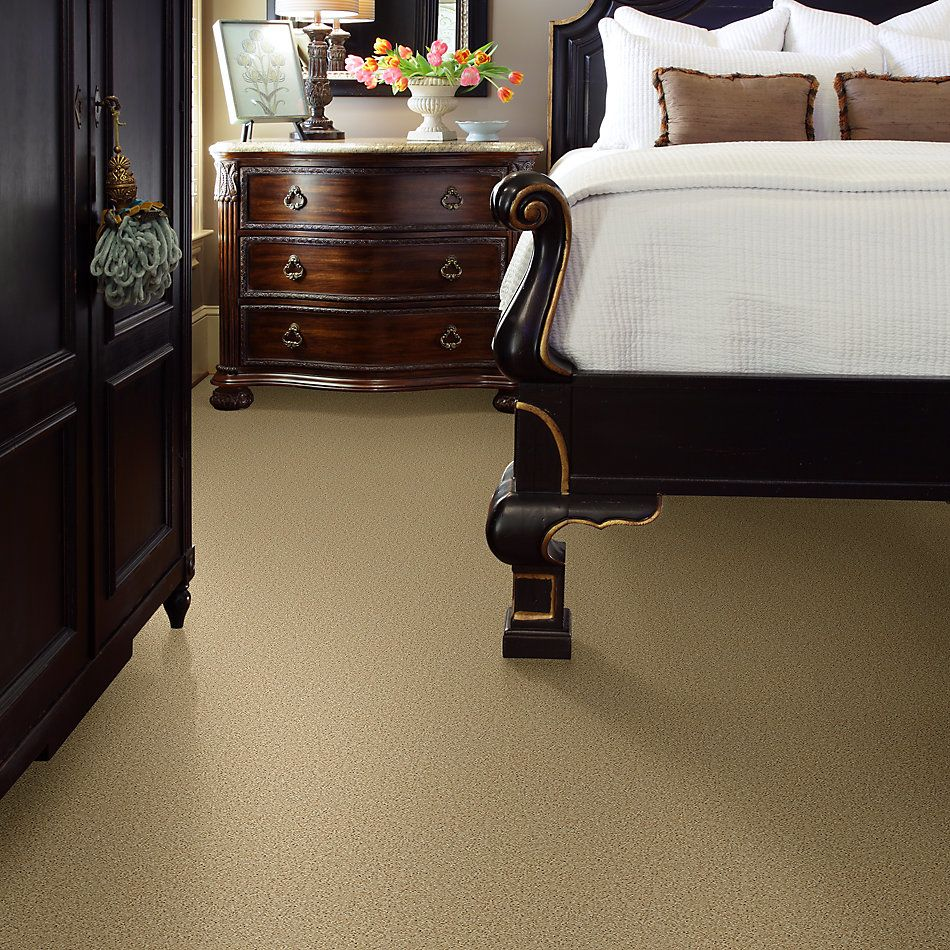 Shaw Floors Value Collections Full Court Net Crumpet 00203_E0713