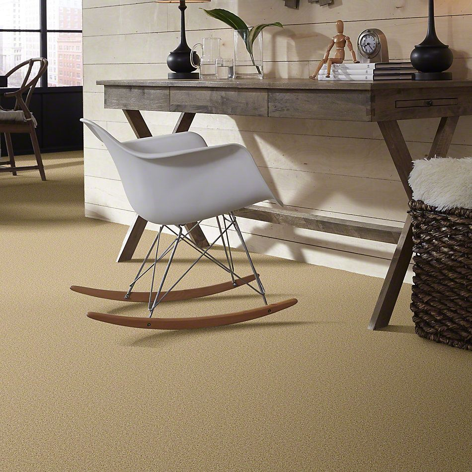 Shaw Floors Value Collections All Star Weekend II 12′ Net Crumpet 00203_E0814