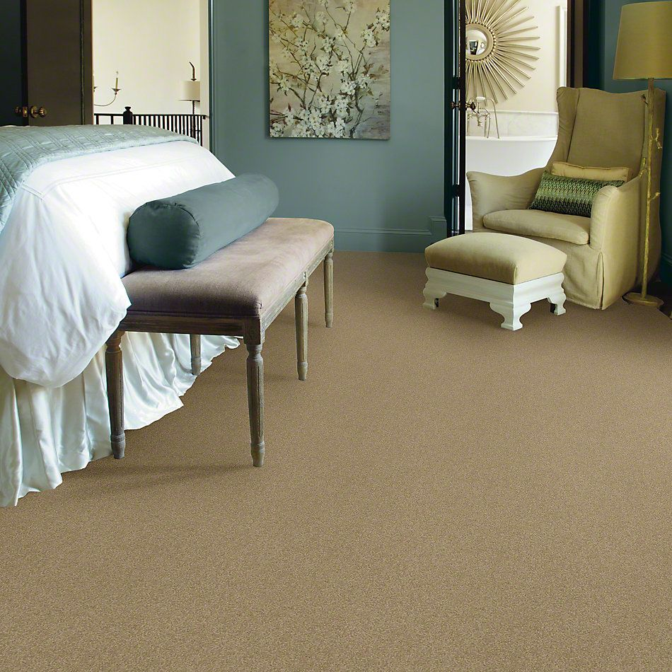 Shaw Floors SFA Shingle Creek III 12′ Sahara 00205_EA516
