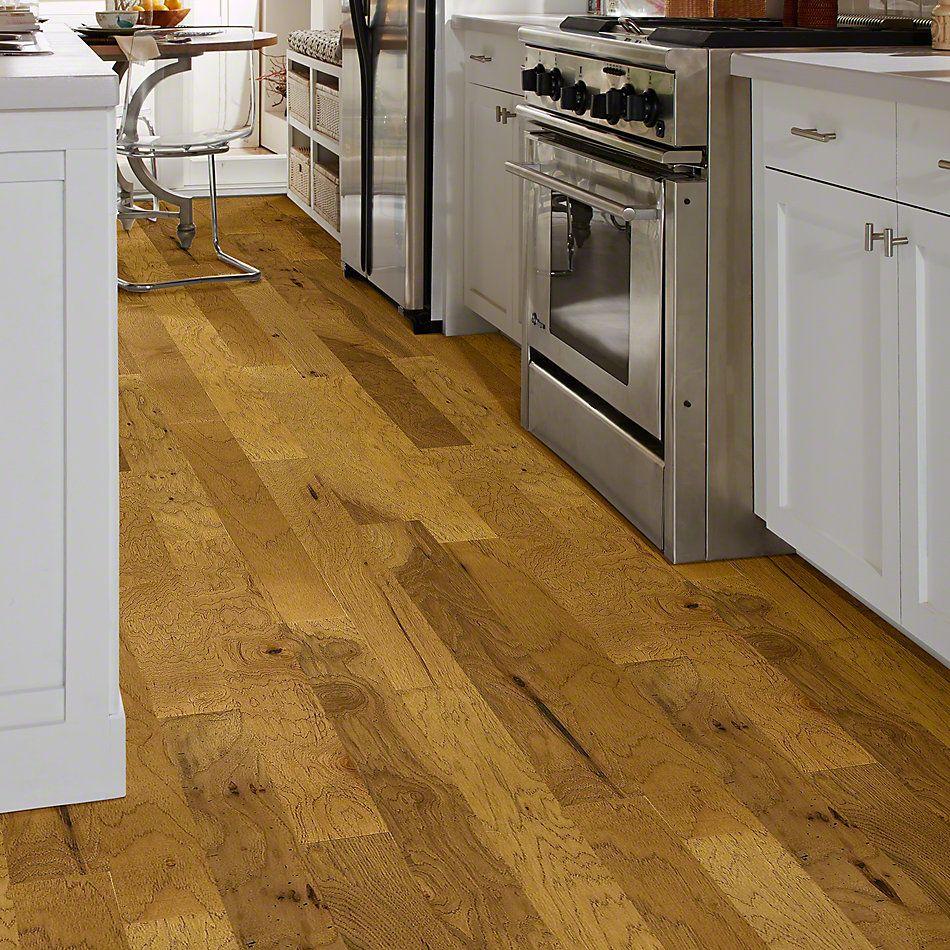 Shaw Floors Shaw Hardwoods Brushed Suede Buckskin 00215_SW226