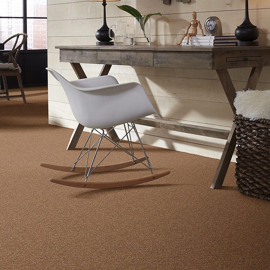 Shaw Floors Cabinanet Solid Corn Silk 00215_E0663