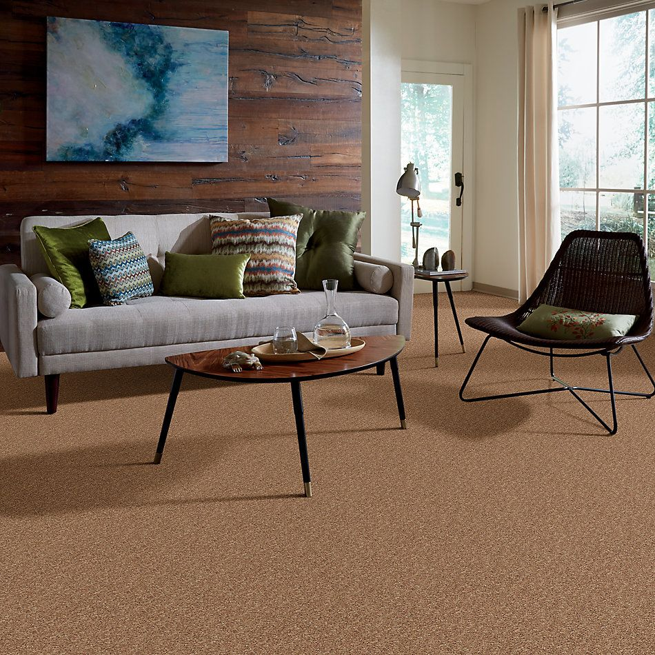 Shaw Floors Home Foundations Gold Bungalow (s) Corn Silk 00215_HGN78