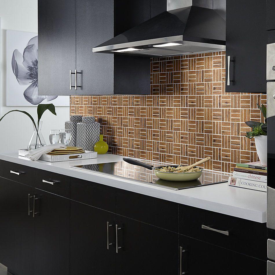 Shaw Floors Home Fn Gold Ceramic Denali Mosaic Spicebark 00220_TGJ68