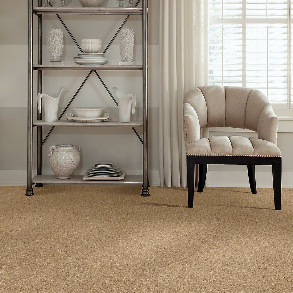 Shaw Floors Caress By Shaw Quiet Comfort Classic Iv Manilla 00221_CCB99