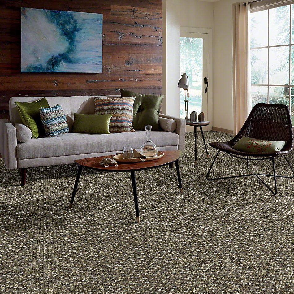 Shaw Floors SFA Marvelous Mix 5/8 Mosaic Cotton Wood 00222_SA986