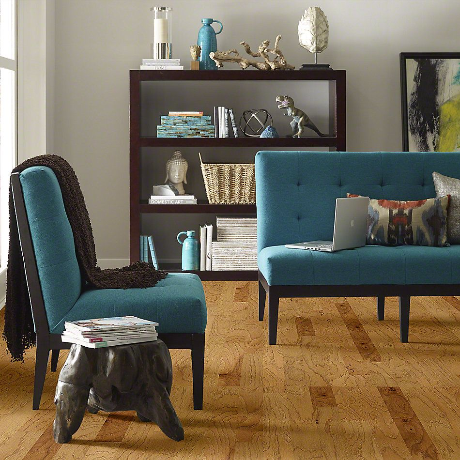 Shaw Floors Shaw Epic Hardwood Jubilee 3 1/4 Antique Gold 00222_SW193