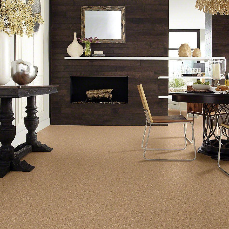 Shaw Floors Caress By Shaw Quiet Comfort Classic II Brass Lantern 00222_CCB97