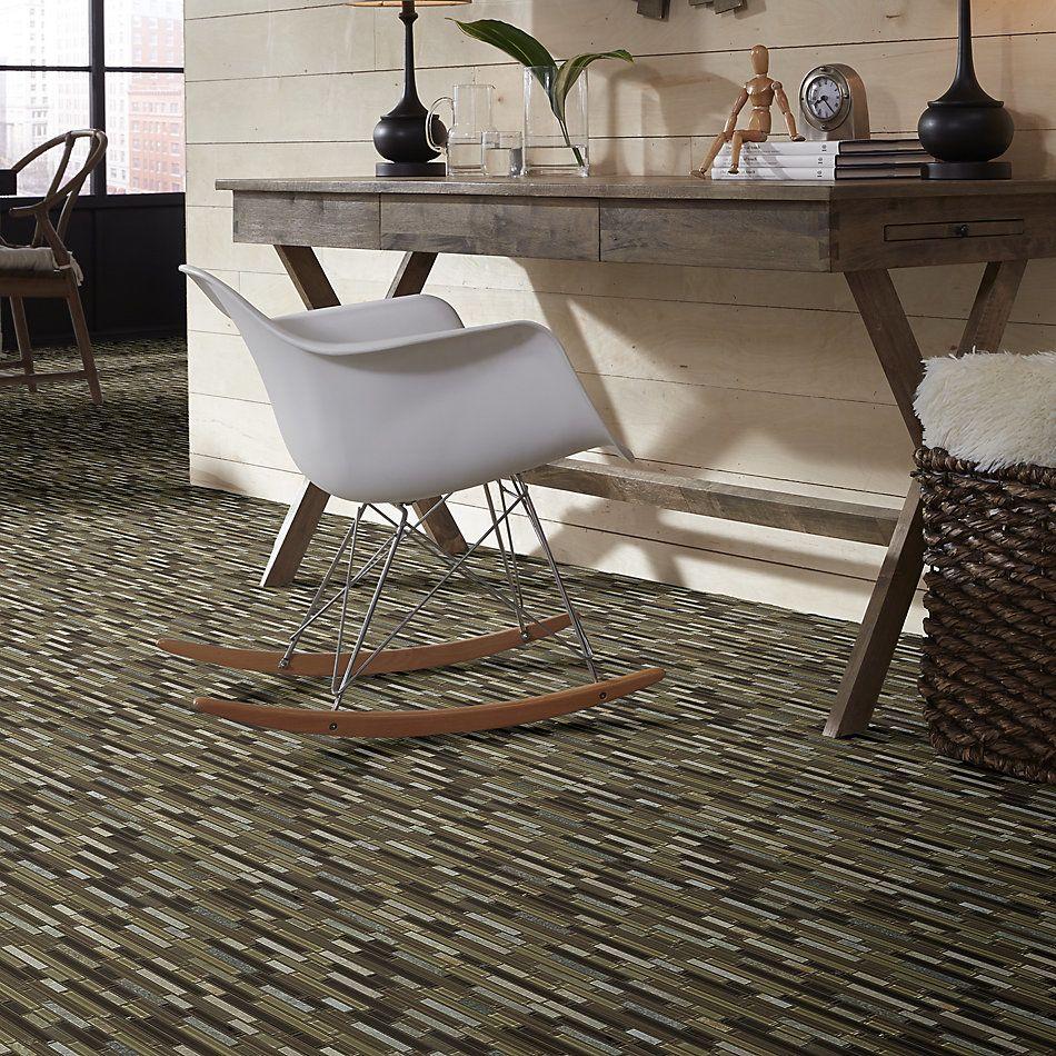 Shaw Floors Home Fn Gold Ceramic Awesome Mix Random Linear Mosi Cotton Wood 00222_TG63B