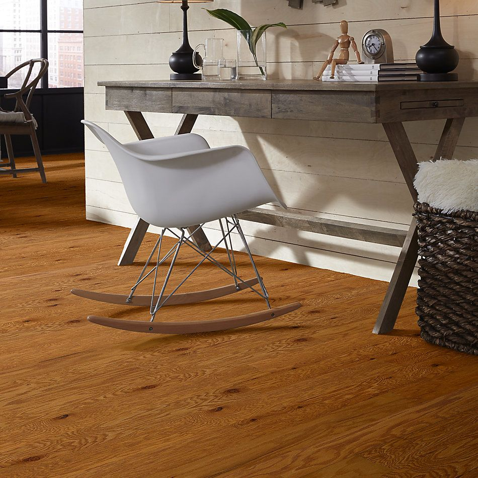 Shaw Floors Duras Hardwood All In II 3.25 Caramel 00223_HW581