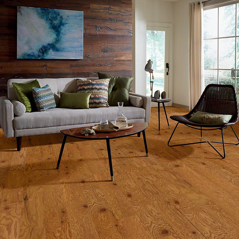 Shaw Floors Shaw Hardwoods Albright Oak 3.25 Caramel 00223_SW581