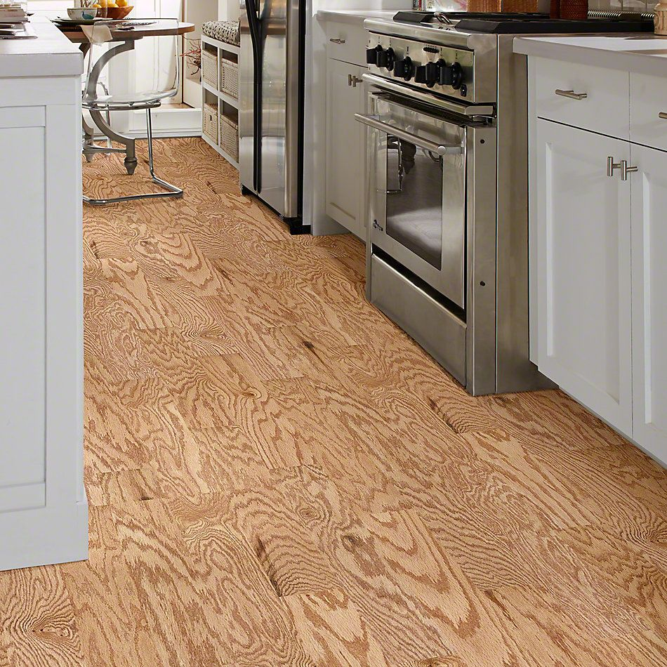 Shaw Floors Shaw Hardwoods Albright Oak 5 Caramel 00223_SW582