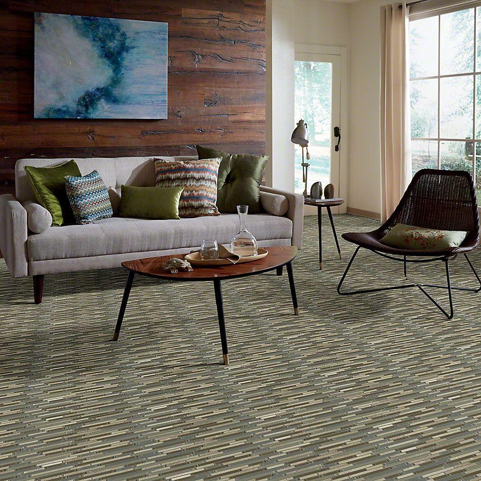 Shaw Floors SFA Marvelous Mix Linear Mosaic Spa 00225_SA987