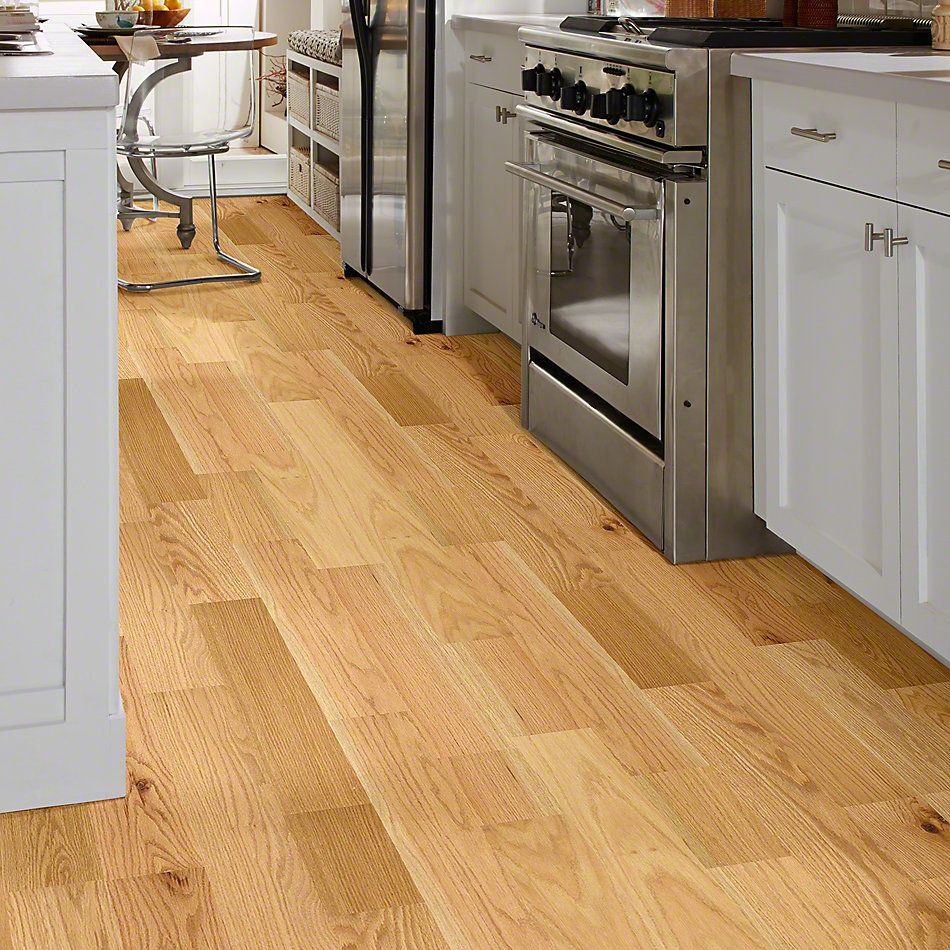 Shaw Floors Shaw Hardwoods Spirit Lake Honeysuckle Beach 00245_SW452