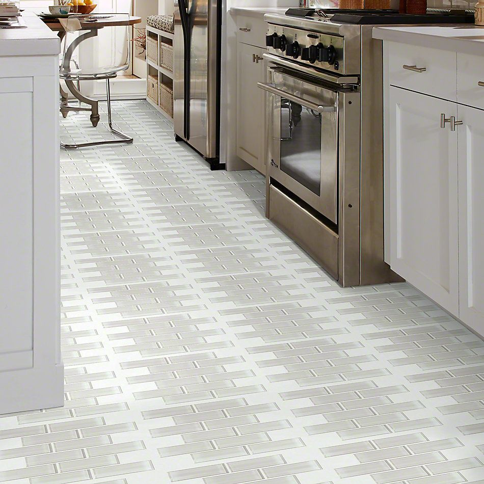 Shaw Floors SFA Paramount Subway Glass Mosaic Mist 00250_SA12A