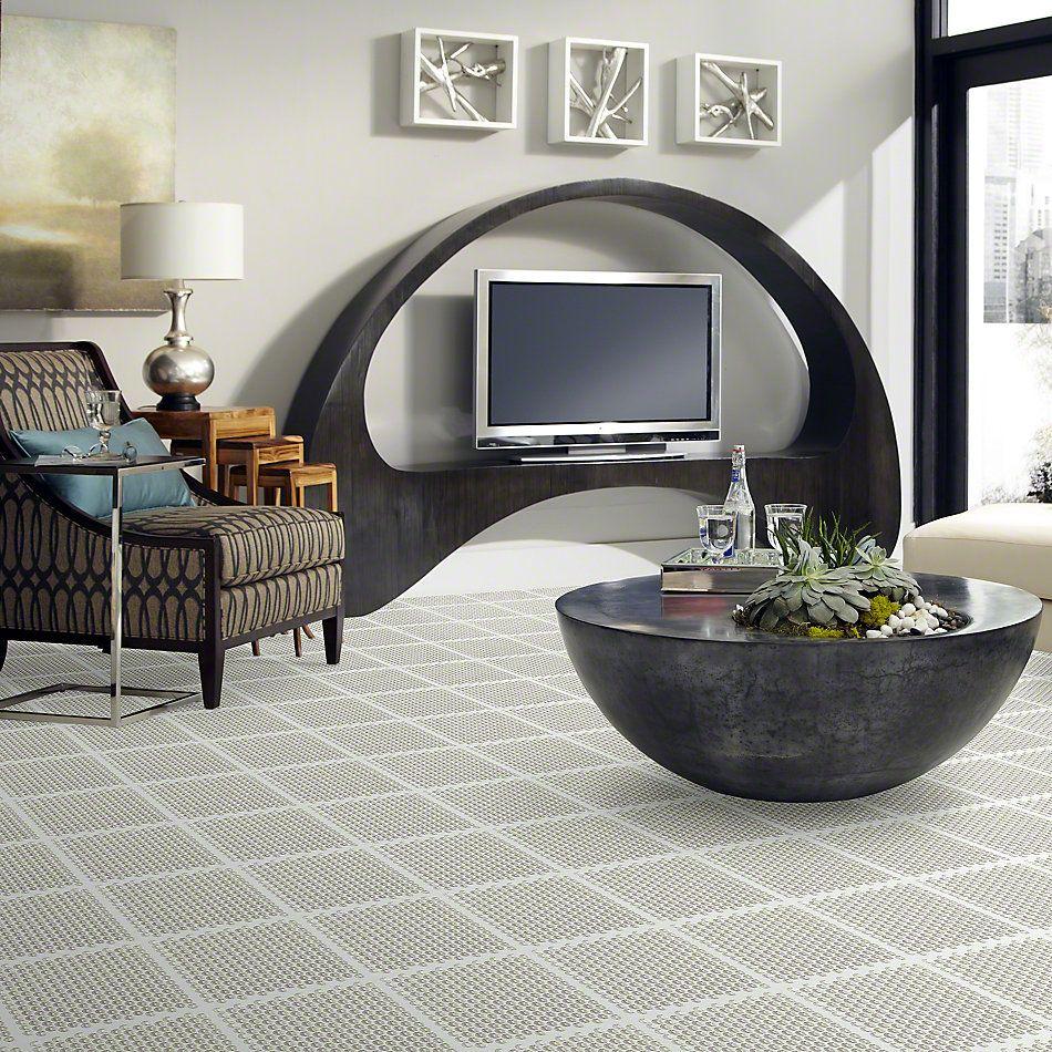 Shaw Floors SFA Paramount Penny Round Glass Mo Mist 00250_SA13A